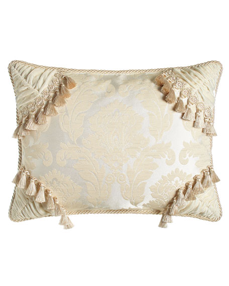 Dian Austin Couture Home Standard Capello Pieced Sham