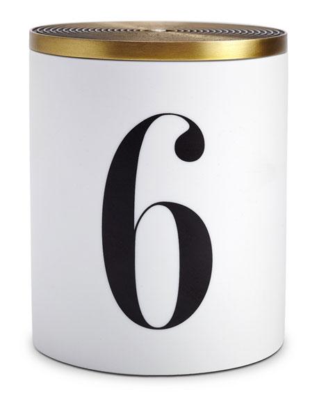 L'Objet Jasmin d'Inde Candle - No. 6