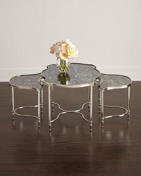 Global Views Karmen Nesting Tables