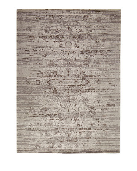 "Dovetail Rug, 7'9"" x 9'9"""