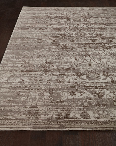 "Dovetail Rug, 9'9"" x 13'9"""