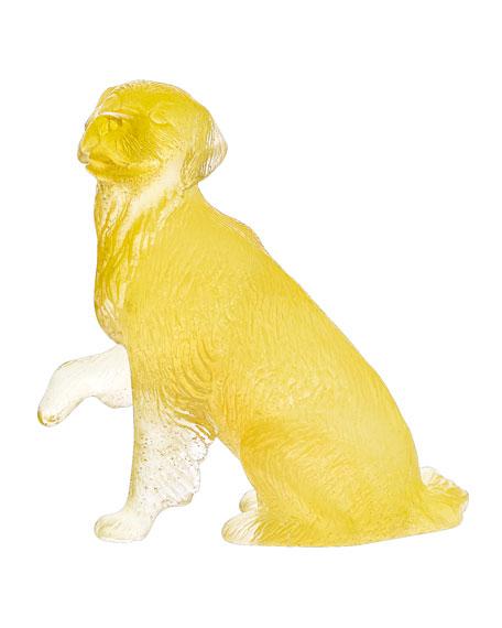 Golden Retriever Sculpture