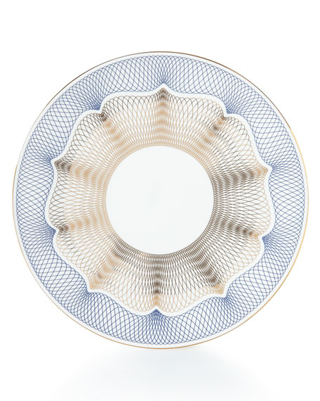 Grande Channing Charger Plates, Set of 4