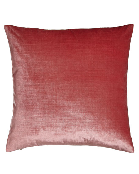 Venice Cherry Blossom Knife-Edge Pillow