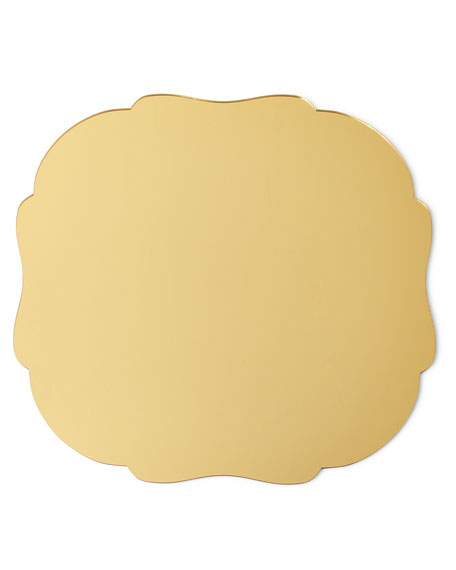 Gold Mirror Placemat