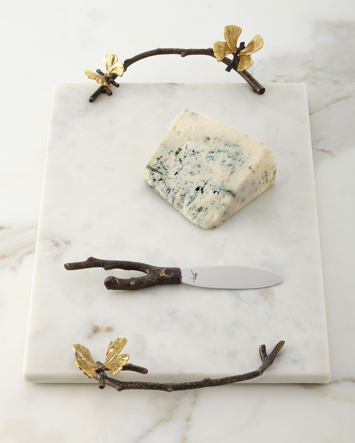 70ad3d6844ea0 Quick Look. Michael Aram · Butterfly Gingko Cheese Board with Knife