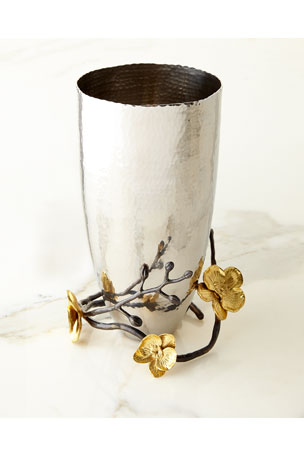 Michael Aram Gold Orchid Medium Vase