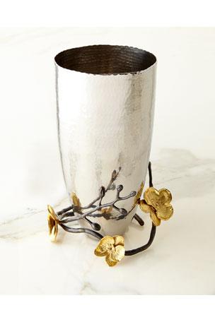 Michael Aram Gold Orchid Medium Vase