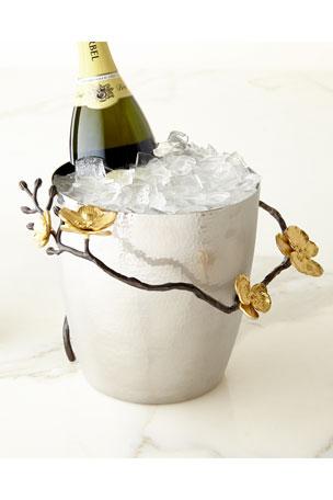 Michael Aram Gold Orchid Champagne Bucket
