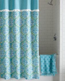 Dena Home Tangiers Shower Curtain