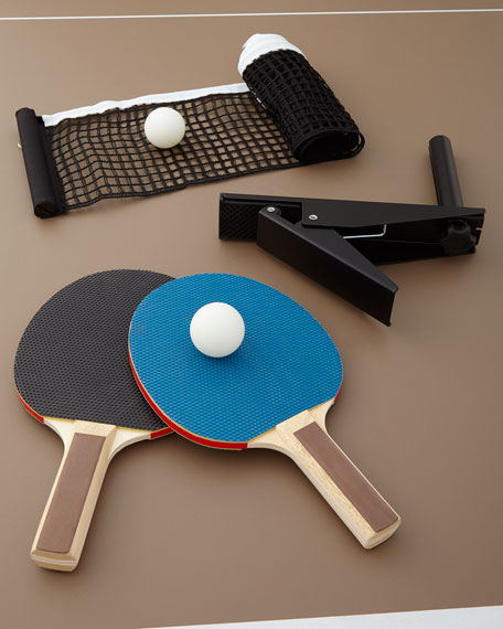 Chester Pool Table & Table Tennis Conversion Set