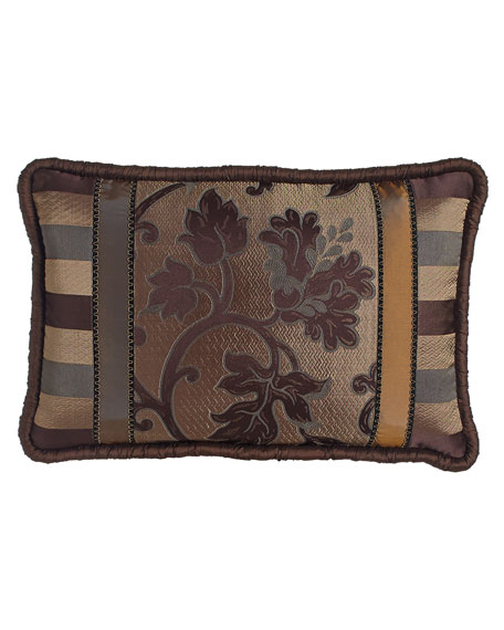 Dian Austin Couture Home Medici Pieced Pillow, 15
