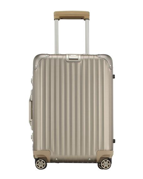 Topas Titanium Cabin Multiwheel IATA 52 Luggage