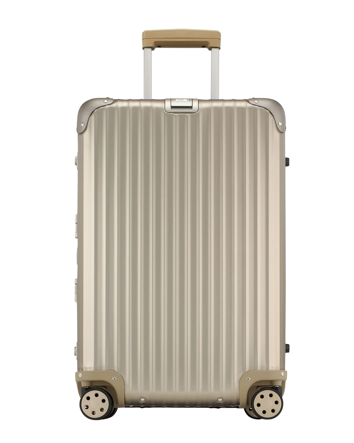 rimowa north america topas titanium 26 multiwheel luggage neiman marcus. Black Bedroom Furniture Sets. Home Design Ideas