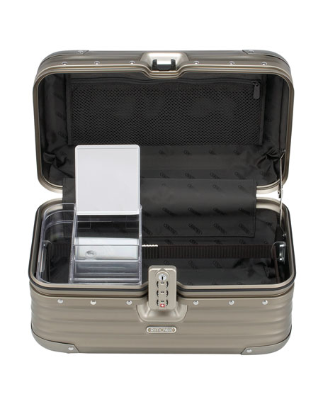 rimowa north america topas titanium luggage. Black Bedroom Furniture Sets. Home Design Ideas