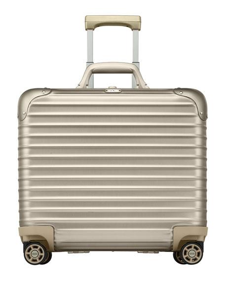 Rimowa North America Topas Titanium Business Multiwheel Luggage