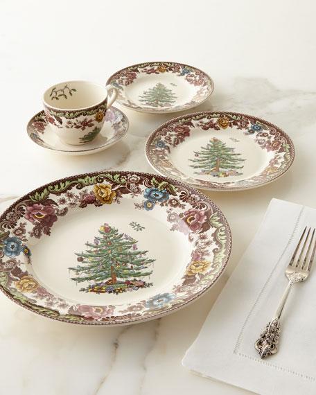 5-Piece Christmas Tree Grove Dinnerware Place Setting & Spode 5-Piece Christmas Tree Grove Dinnerware Place Setting | Neiman ...