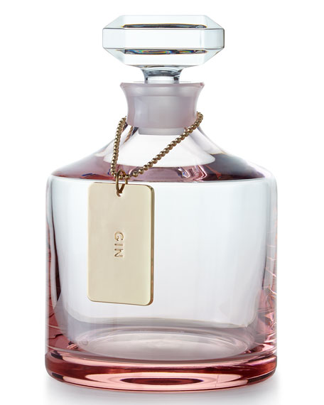Rebel Blush Decanter