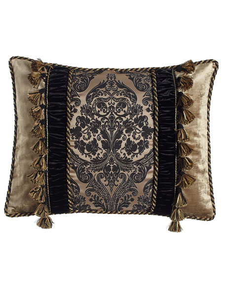 Dian Austin Couture Home King Florence Pieced Sham