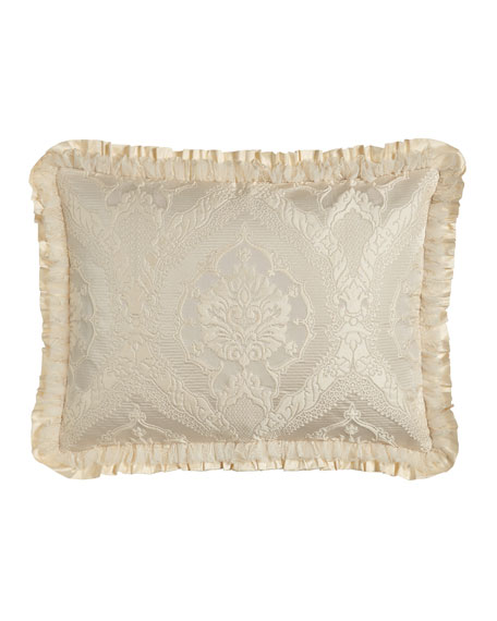 Dian Austin Couture Home CAMEO KING SHAM