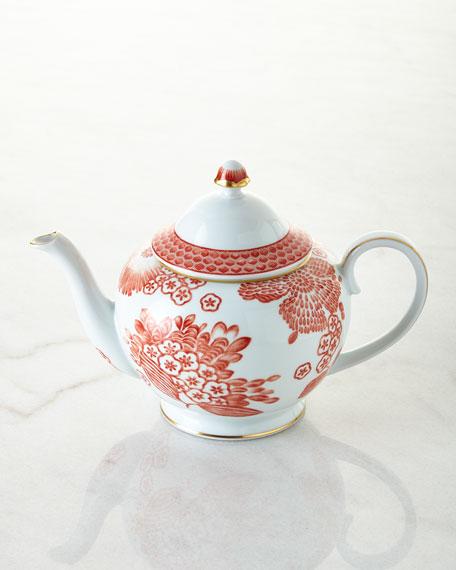 Coralina Teapot