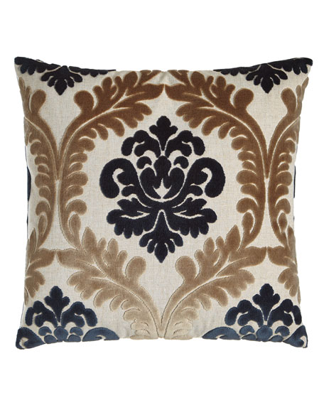 D.V. Kap Home Brody Medallion Pillow, 22