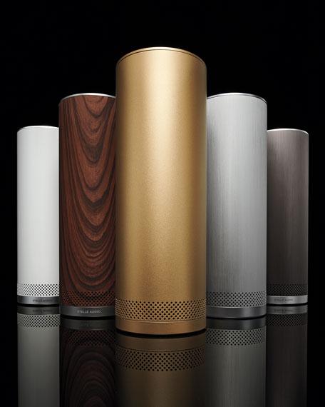 Stelle Audio Golden Audio Pillar Wireless Speaker