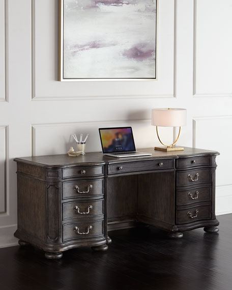 Hooker Furniture Matilda Computer Credenza