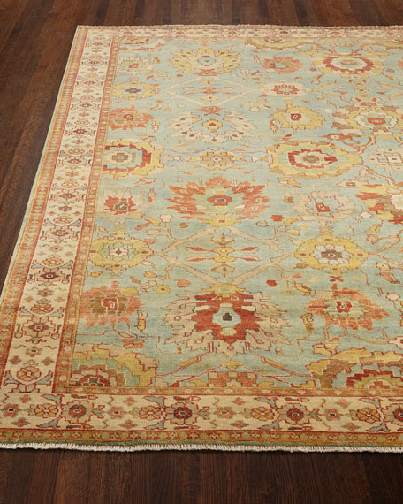 Exquisite Rugs Oasis Serapi Rug & Matching Items