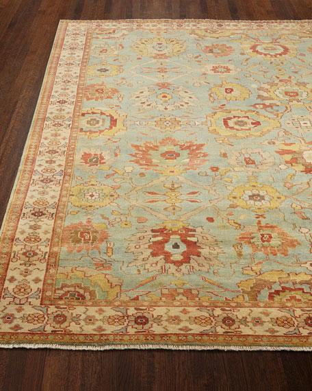 Exquisite Rugs Oasis Serapi Rug, 9' x 12'