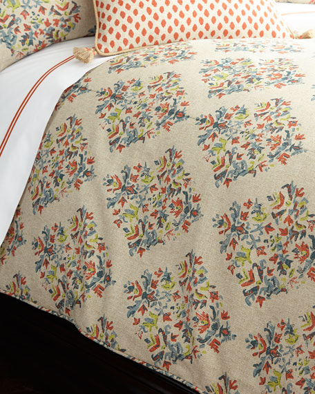 Lacefield Designs Queen Blythe Duvet Cover
