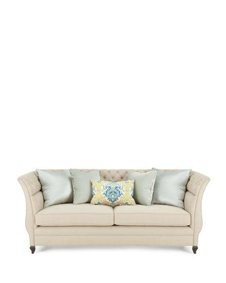 Majestic Lily Sofa