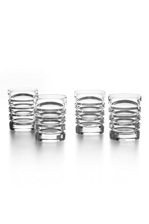 Ralph Lauren Home Metropolis Shot Glasses, Set of 4