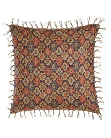 Pine Cone Hill Anatolia Print Pillow, 20