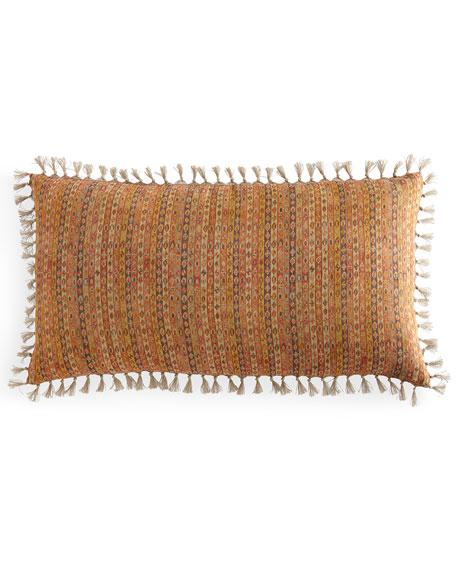Pine Cone Hill Anatolia Print Pillow, 22