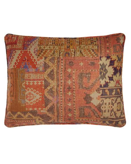 Pine Cone Hill Standard Anatolia Print Sham