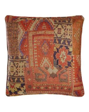 Pine Cone Hill European Anatolia Print Sham b4ccd1214b