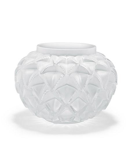 Lalique Languedoc Clear Vase
