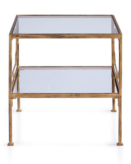 Arta Cubed End Table