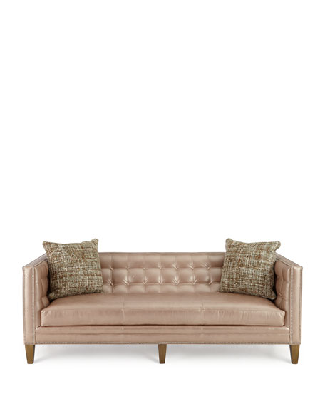 Rosalind Leather Sofa