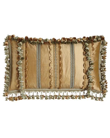 Aquitaine Silk Pillow, 15