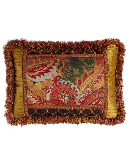 Austin Horn Classics Royale Pieced Pillow, 14