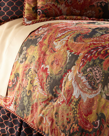 Queen Royale 3-Piece Comforter Set