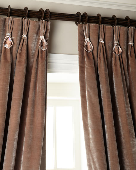 Drapes, Sheer Curtains & Window Curtains | Neiman Marcus
