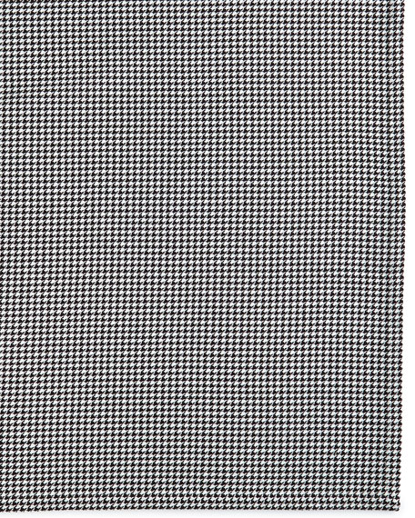 Houndstooth Tablecloth, 68