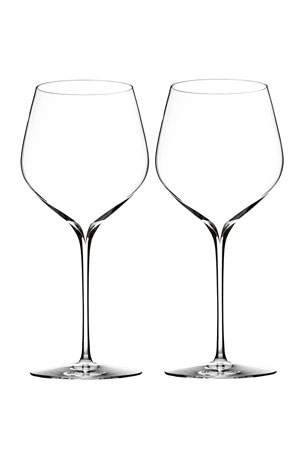 Waterford Crystal Elegance Cabernet Glasses, Set of 2
