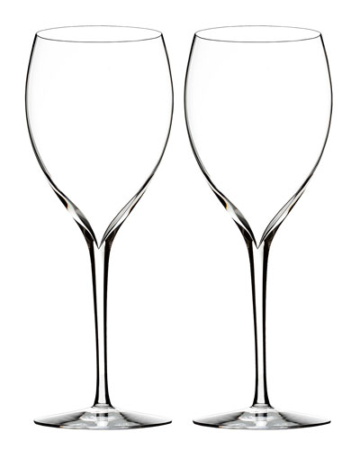 Elegance Sauvignon Blanc Wine Glasses, Set of 2