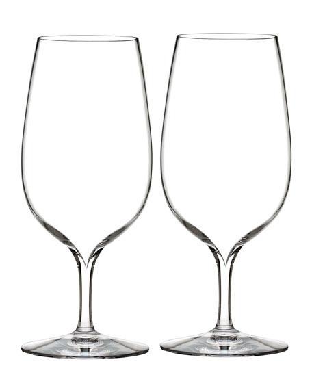 Elegance Water Glasses, Set of 2