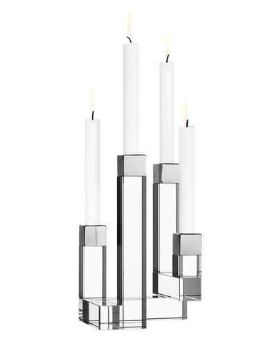 Chimney Four-Arm Candleholder