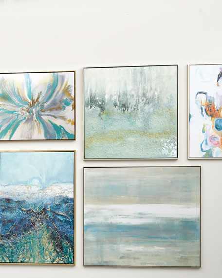 """Le Grande Jete"" Giclee on Canvas Wall Art"